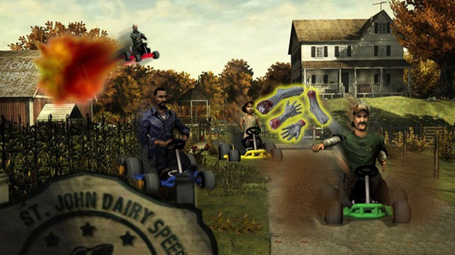 Kotaku 'Shop Contest: The Karting Dead: The Winners