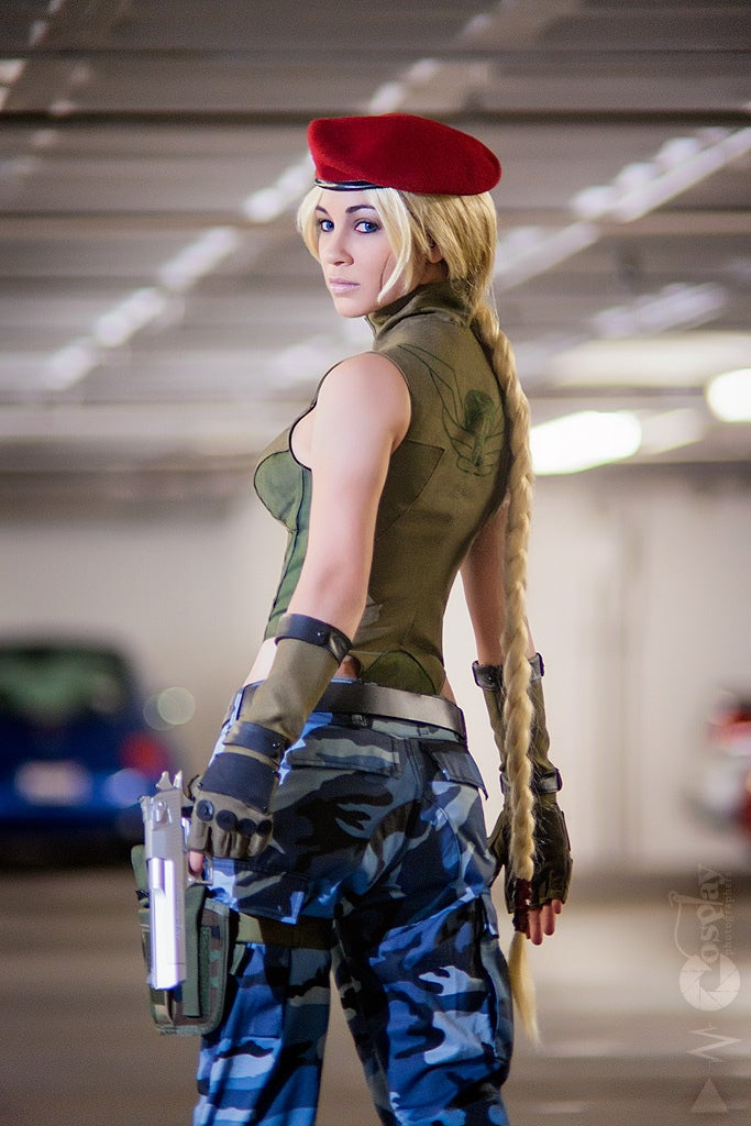 Proof That Cammy Cosplay Can Be Fantastic Without Having To Flash One's Butt