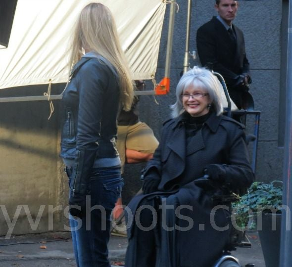 Fringe - Set Photos