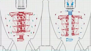 How Mercedes F1's Ingenious Split Turbo Works
