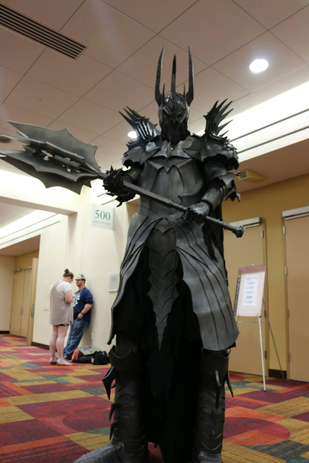 The Craziest Cosplay from Gen Con 2015!