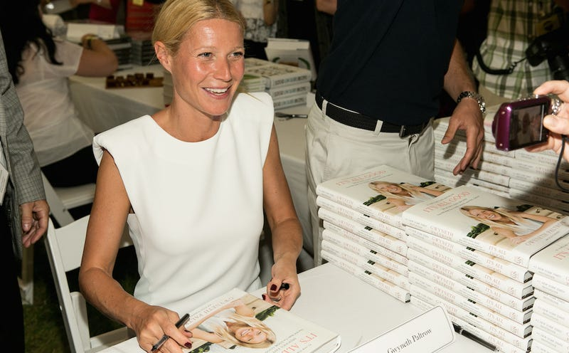 Is Gwyneth Paltrow Dating Some Guy?