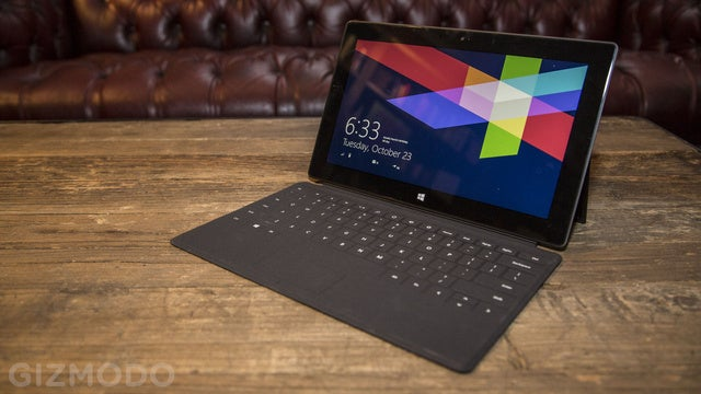 Report: The Surface's Keyboard Cover Is Literally Coming Apart at the Seams