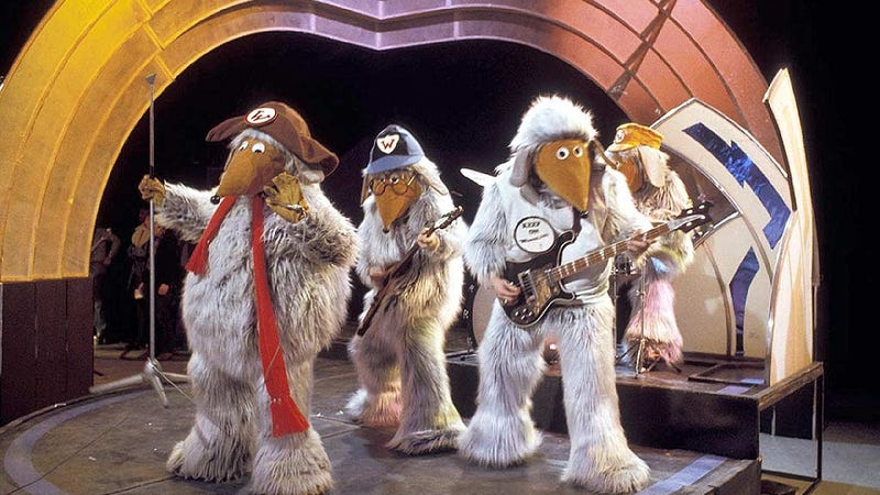 Why haven't the Wombles conquered America?