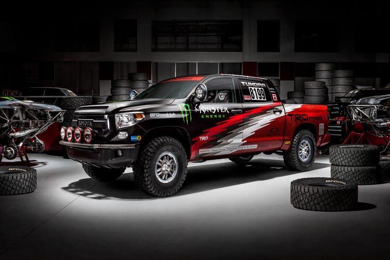 Here's How Toyota Plans To Prove Their 'TRD Pro' Trucks Are Legit