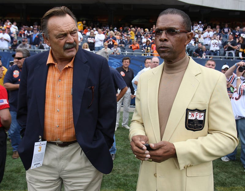 Gale Sayers Withdraws Concussion Lawsuit Against NFL After One Day