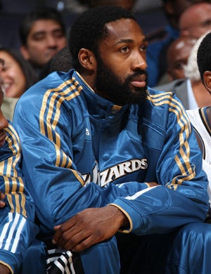 Last Night's Winner: Gilbert Arenas's Minor Act Of Treason