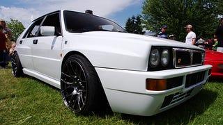 Spotted: Lancia Delta HF Integrale