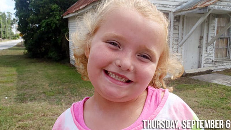 Honey Boo Boo Is Making Forklift Loads of Cash