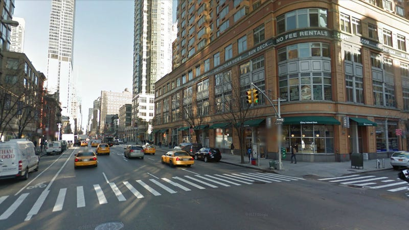 You Can't Walk On 6th Avenue Because The Street Might Electrocute You