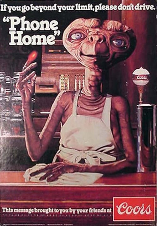 ET Makes Sure You Get Home Okay