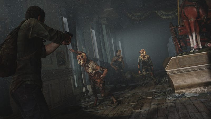 Wild Theory: Maybe Horror Games Are Scarier If You Can Fight Back