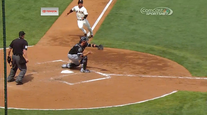 White Sox Boned By Catcher-Blocking-The-Plate Rule, Ventura Loses It