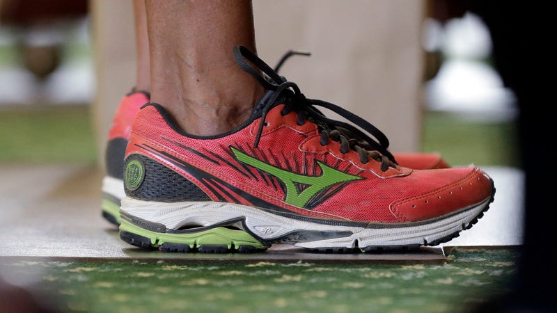 Buy Wendy Davis' Pink Abortion Filibuster Sneakers