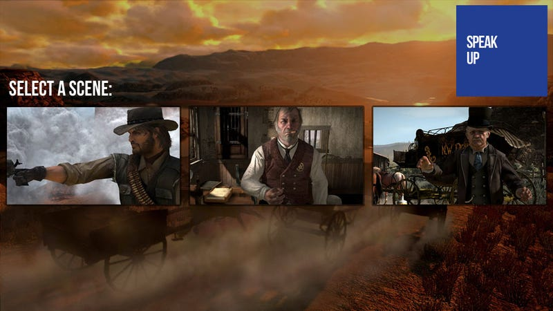 A Plea For Scene Selection in Video Games