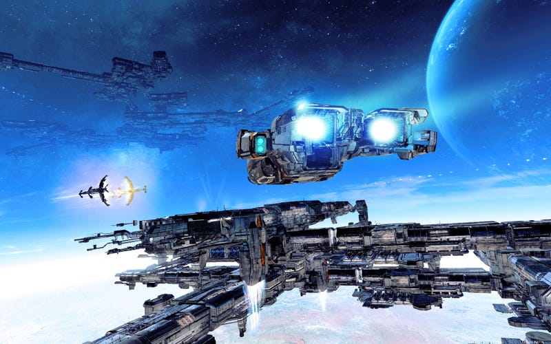 X Rebirth May Be The Sexiest Looking Space Sim Of 2011