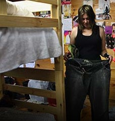 Is Sending A Fat Teenager Away From Home A Good Idea?