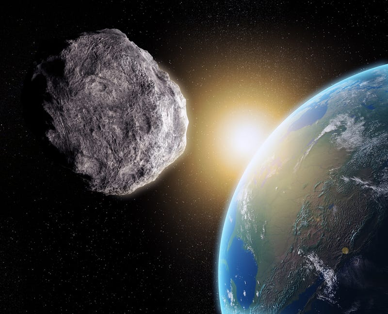 NASA to Lasso Asteroid, Then Land on It