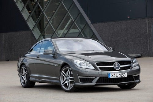 2011 Mercedes-Benz CL63/CL65 AMG: V8 Or V12?