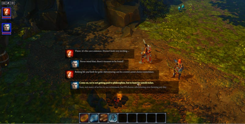 Divinity: Original Sin Turns a Single-Player Killfest Into Turn-Based, Group Combat. And Succeeds.
