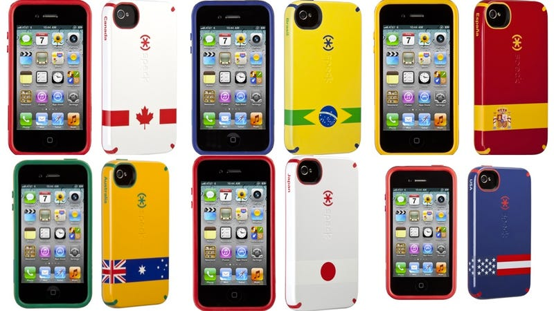 Patriotic Cases Will Have Your iPhone Ready for London 2012