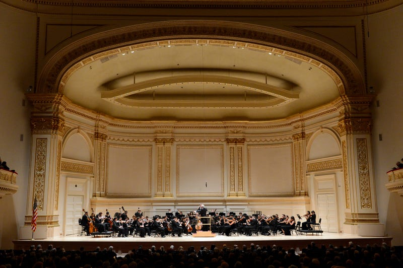 Breakdowns: Carnegie Hall Stagehands Make $400,000 a Year
