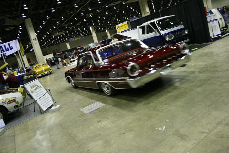 2009 Detroit Autorama Wrap Up: Driving Out