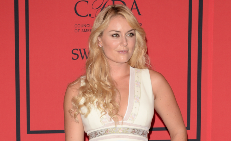 Lindsey Vonn Peeing Makes Andrea Peyser So Hot, Meaning Angry