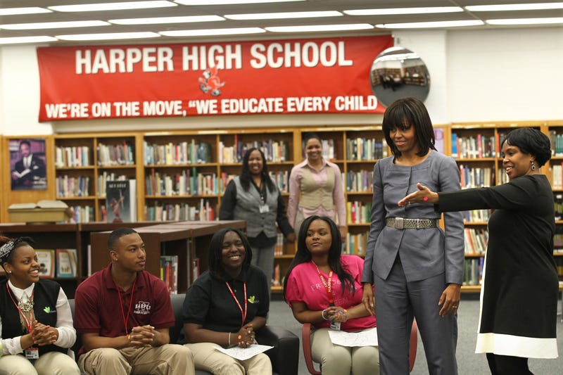 FLOTUS Shifts Focus From Kids and Exercise to Kids and Guns