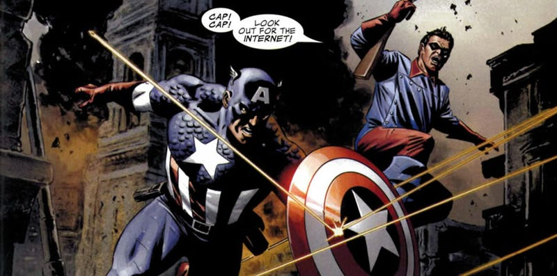 Is This The Secret Behind Captain America's Rebirth?