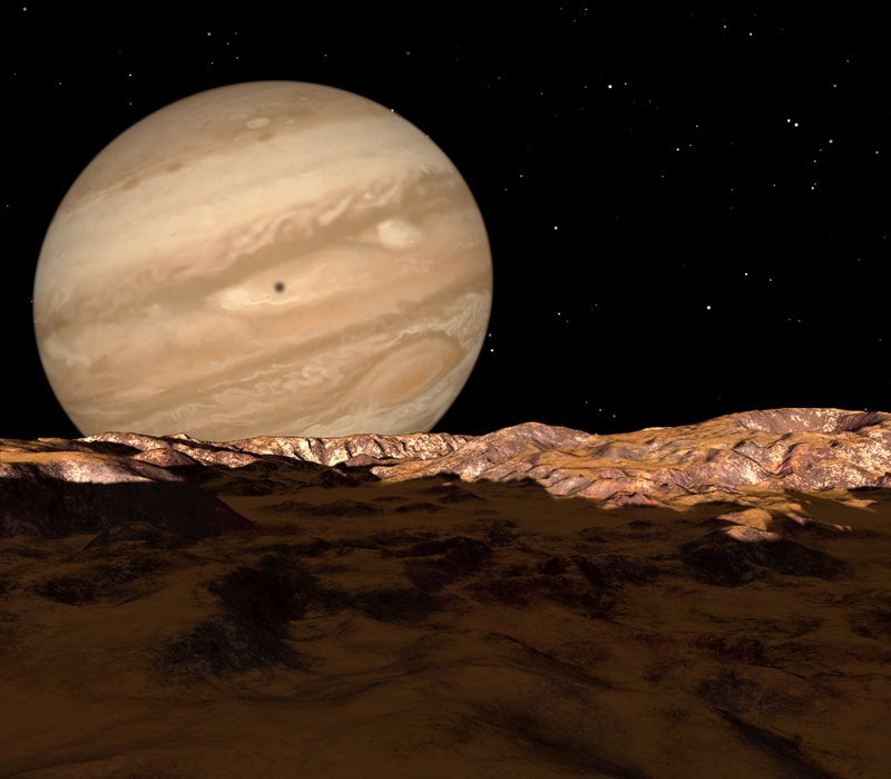 Experience one (spectacular) day in orbit around Jupiter