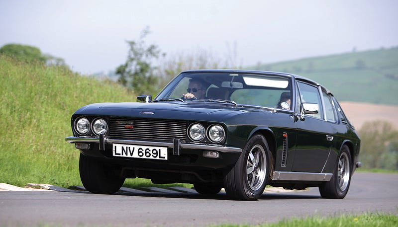 Has Anyone Ever Seen A Jensen Interceptor In The US?