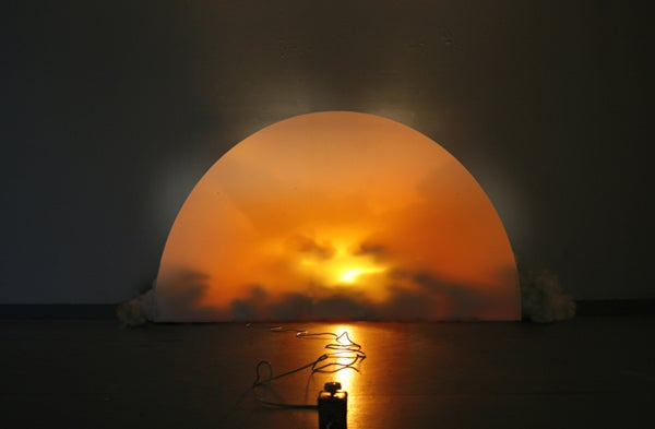 Adam Parker Smith Plays God With His Controllable Sunset