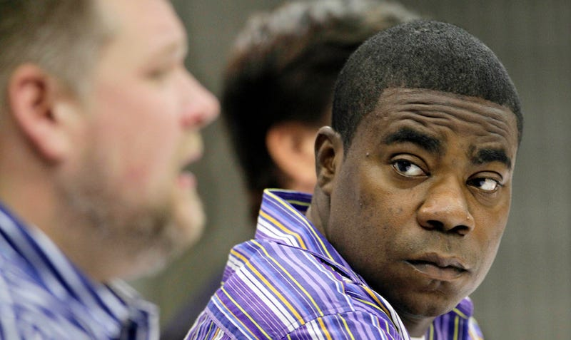 Tracy Morgan Sues Walmart After Deadly Crash