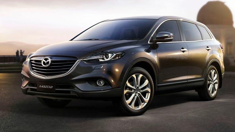 2013 Mazda CX-9: Pictures