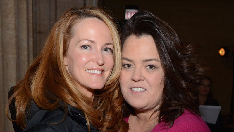 Rosie O'Donnell Writes Heartfelt Poem About Her Fiancee's Tumor