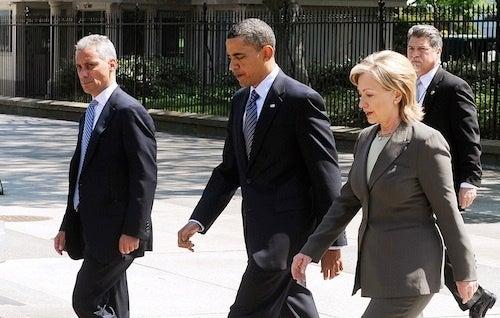 Memo To Fashion: Leave Hillary Clinton Alone