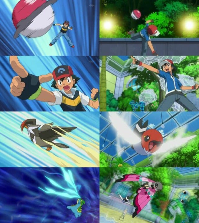"How Pokémon Battles Are More ""Realistic"" in the New Anime"