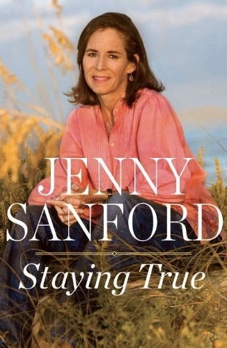 Jenny Sanford Reveals Her Thoughts on the Appalachian Trail