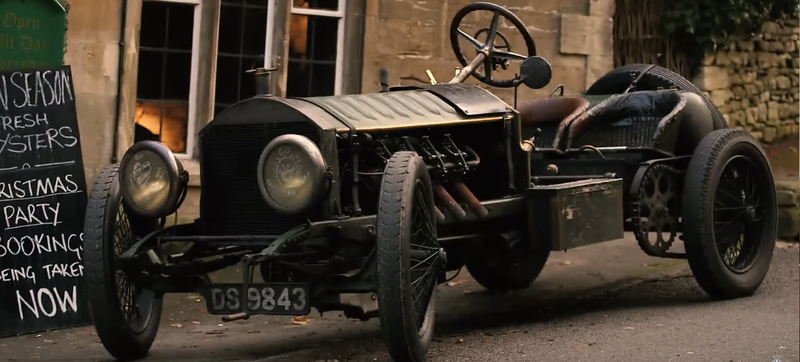 This 1913 Monster Is The American Answer To Europe's Aero-Engined Racers
