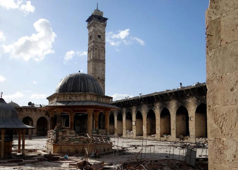 "Syria's ""Monuments Men"" Are Trying to Save History Amidst ISIS Chaos"