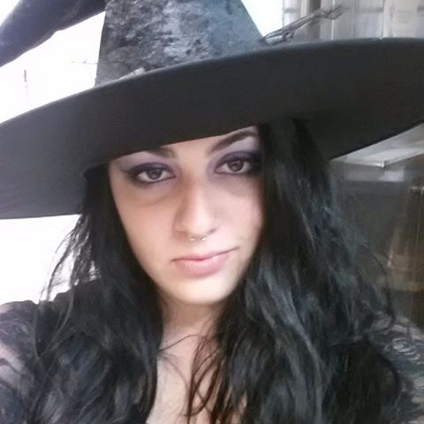Costume 1 - Witch