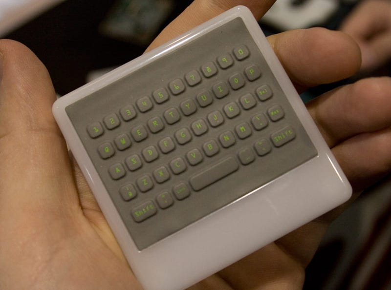 Bug Labs QWERTY Module Prototype Deemed QWERTYy