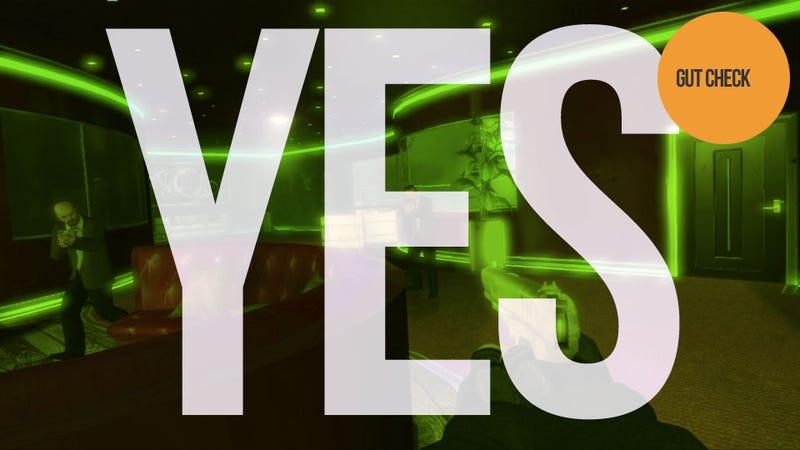 Should You Buy GoldenEye 007: Reloaded? Yes.