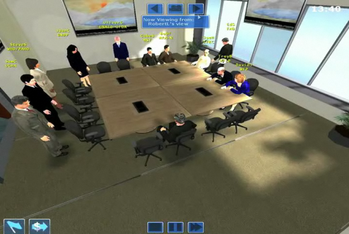 America's Army Devs Create Virtual Peace