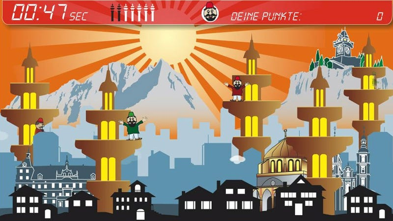 Austrian Politician Cleared of Charges Stemming From Anti-Muslim Flash Game