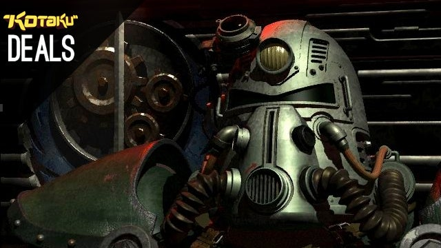 New Humble Sale, Build Your Own Bundle, Fallout For Free [Deals]
