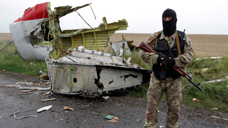 Pro-Russian Rebel Commander Says Passengers on MH17 Were Long Dead