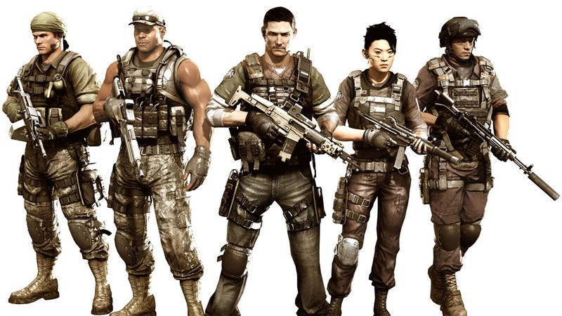 Rumor: SOCOM Creators Being Shut Down by Sony
