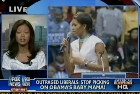 "Is Fox News Looking For Drama With Obama's ""Baby Mama""?"